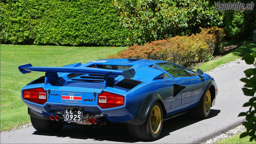 lamborghini countach walter wolf send in the wolf this. Black Bedroom Furniture Sets. Home Design Ideas