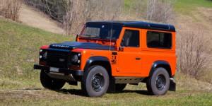 Essai Land Rover Defender 90 SW
