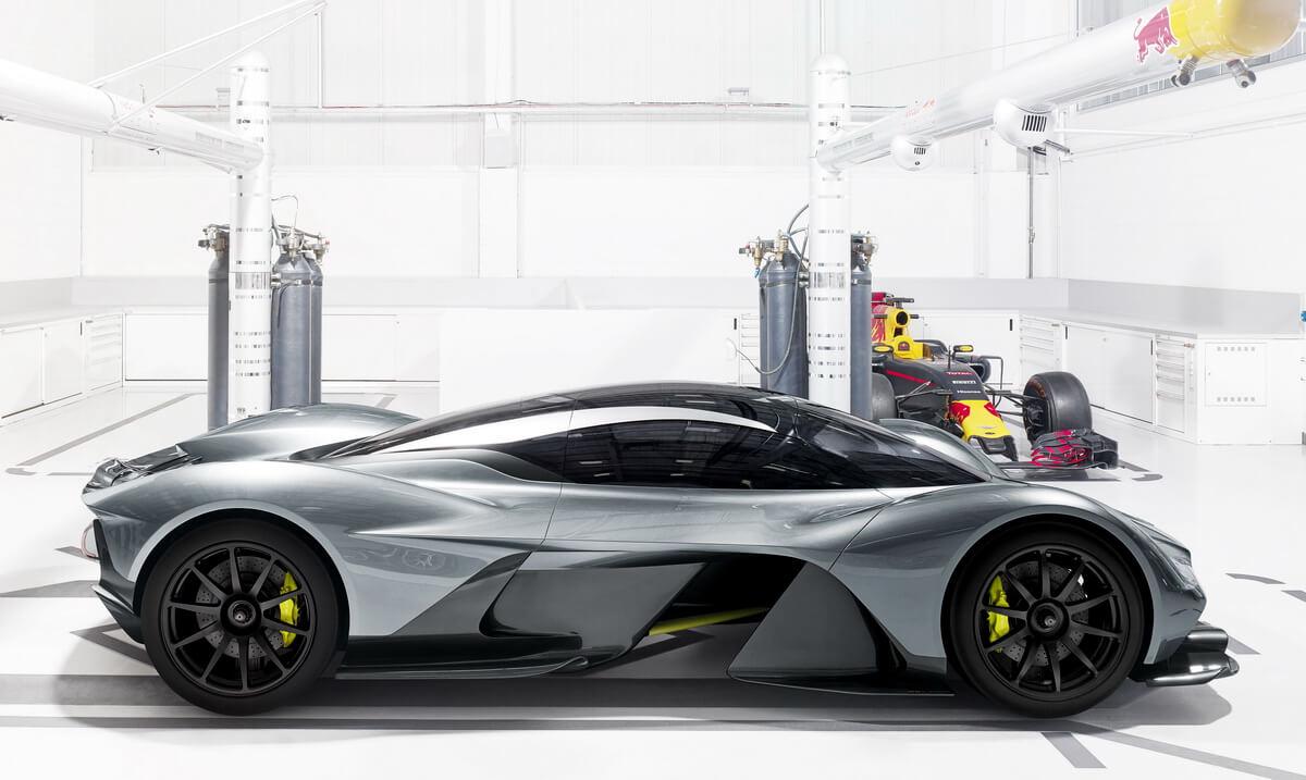 Aston Martin Red Bull 001
