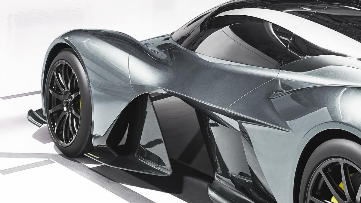 Aston Martin Red Bull RB 001