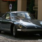 ATS 2500 GT coupé Allemano 1963, 3 exemplaires, propriétaire : Thomas McGough (USA).