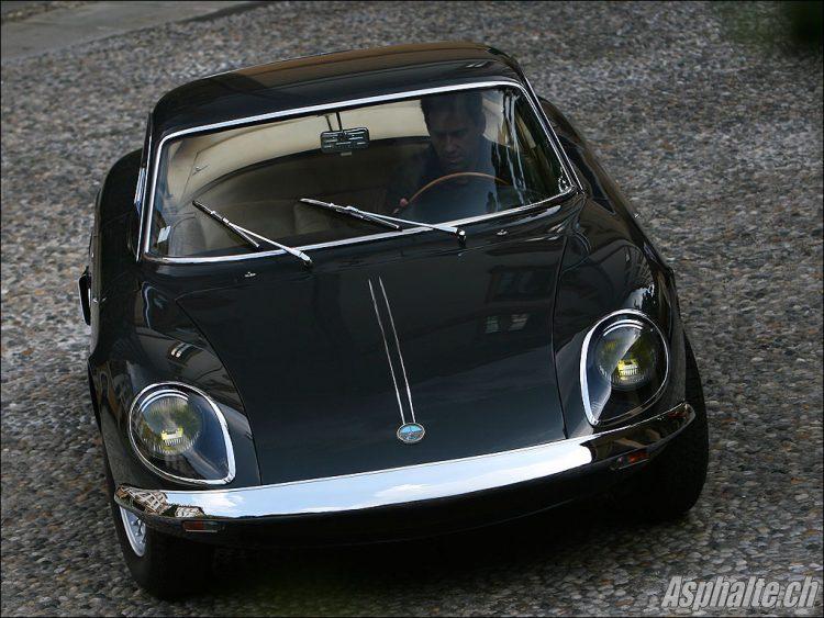 2500 GT coupé Allemano 1963, 3 exemplaires, propriétaire : Thomas McGough (USA)