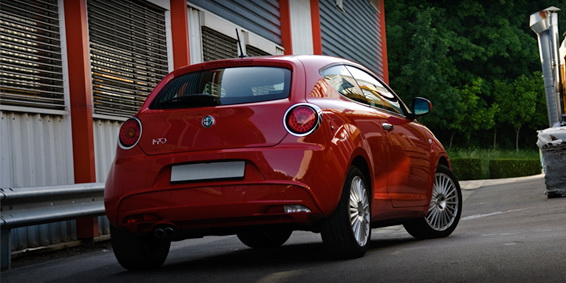 Essai Alfa Romeo MiTo