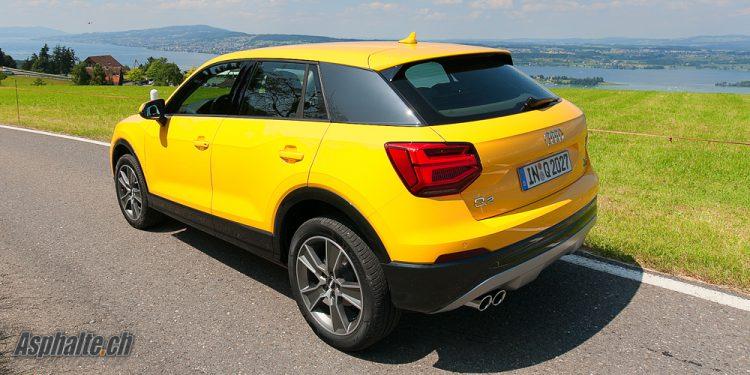 Essai Audi Q2
