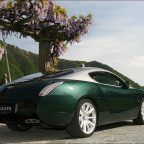 Bentley Continental GTZ recarrossée par Zagato