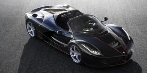 Ferrari LaFerrari Cabriolet