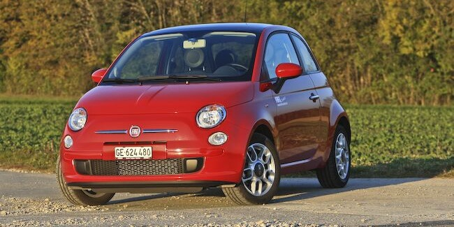 Essai Fiat 500 Sport