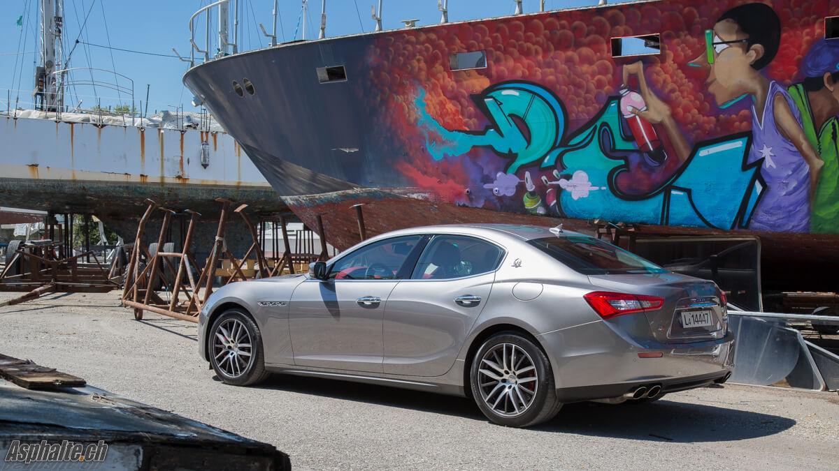 Essa Maserati Ghibli S Q4
