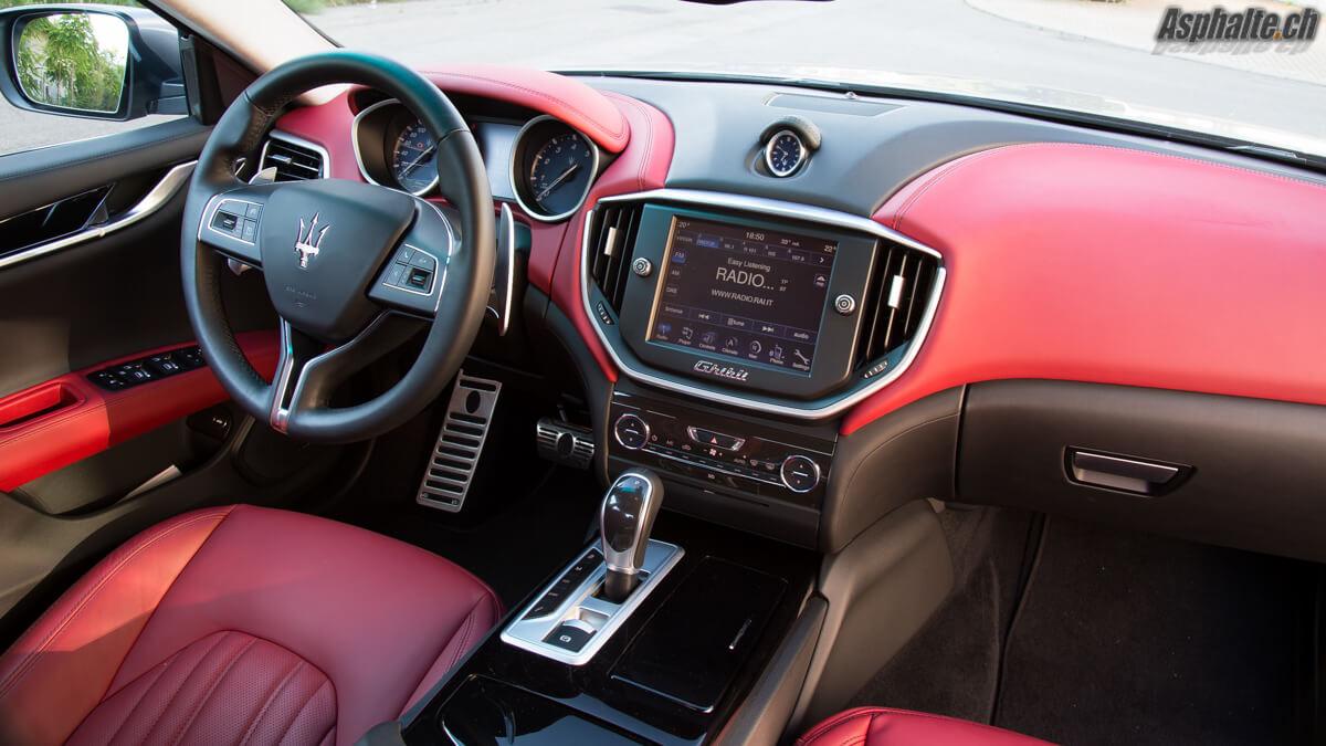 Essai Maserati Ghibli S Q4 Asphalte Ch