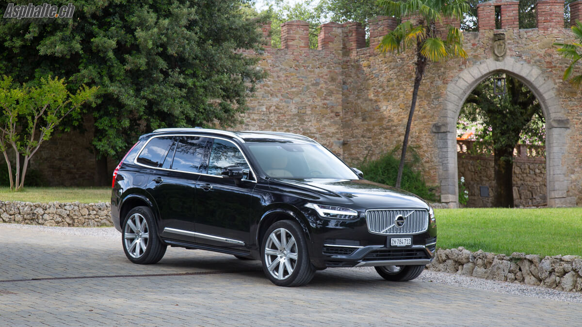 essai volvo xc90 t8 le grand pari. Black Bedroom Furniture Sets. Home Design Ideas