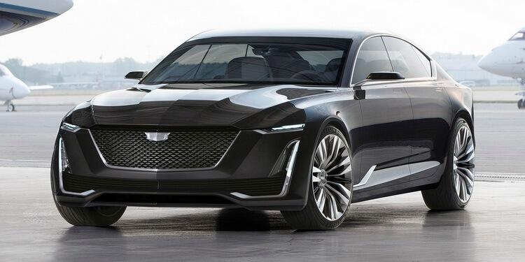 Cadillac Escala Concept