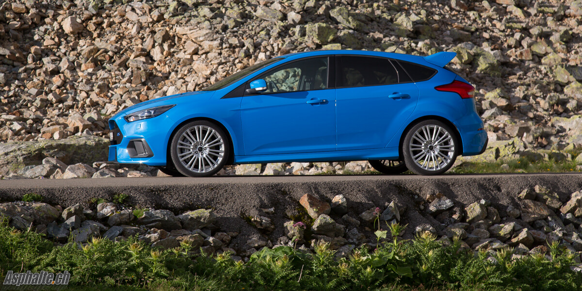 Essai Ford Focus 3 RS