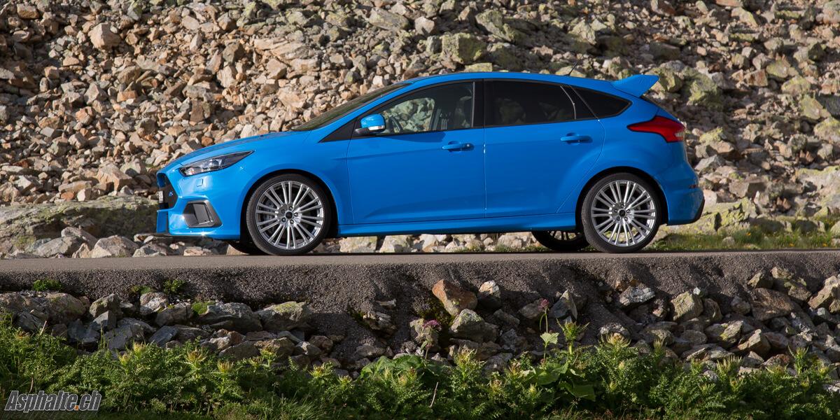 Essai Ford Focus 3 RS