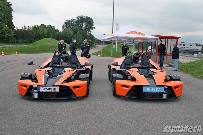 Contact KTM X-Bow