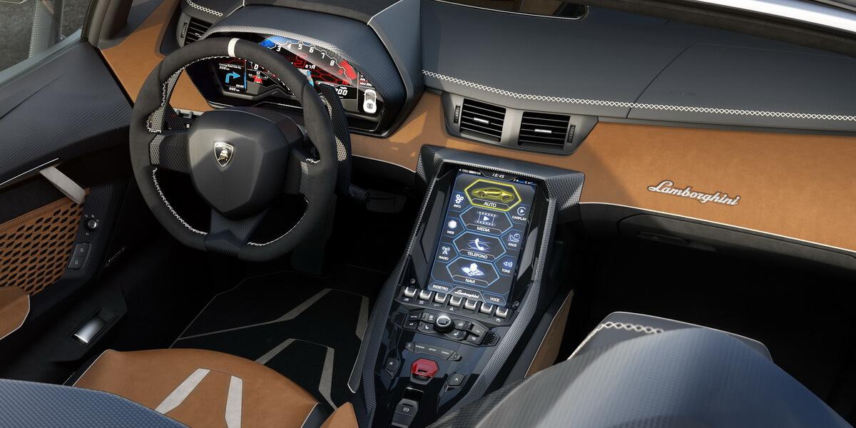 Lamborghini Centenario Roadster Asphalte Ch