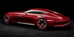 Vision Mercedes-Maybach 6
