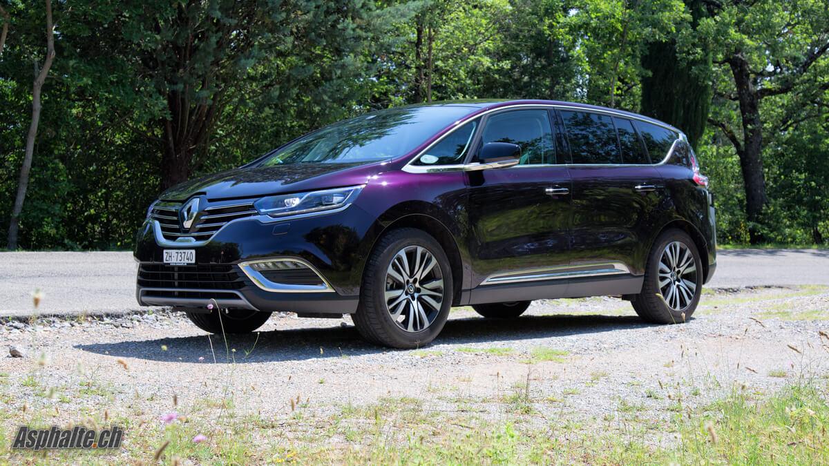 Essai Renault Espace Initiale Paris
