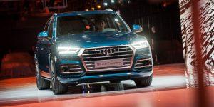 Paris 2016: Audi Q5