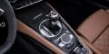 Essai Audi TT RS console centrale carbone