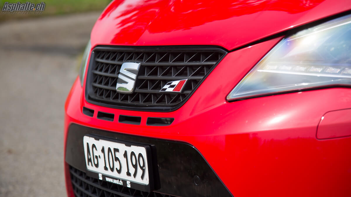 Essai Seat Ibiza Cupra