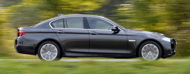 BMW Série 5 F10 Profil