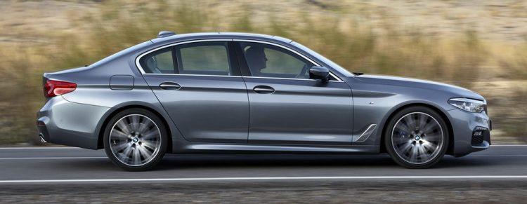 BMW Série 5 G30 Profil