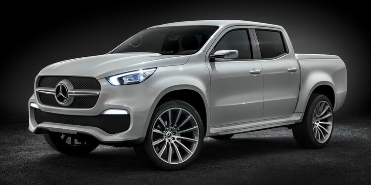 Mercedes-Benz Concept Classe X