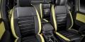 Mercedes-Benz Concept X-CLASS Powerfwul Adventurer intérieur
