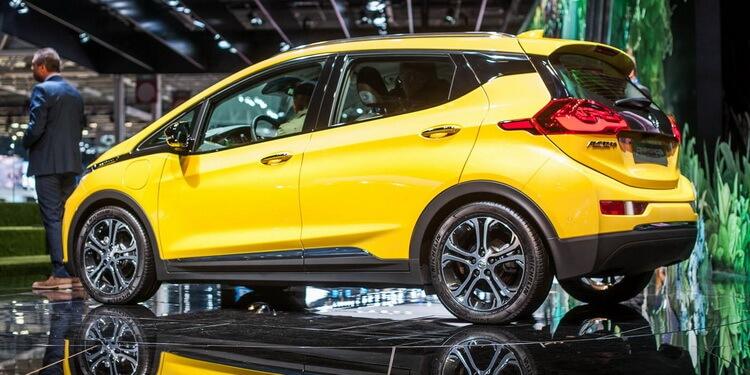 Paris 2016: Opel Ampera E
