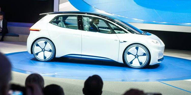 Paris 2016: VW Concept ID