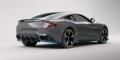 Aston Martin Vanquish S China Grey