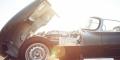 Jaguar XKSS moteur