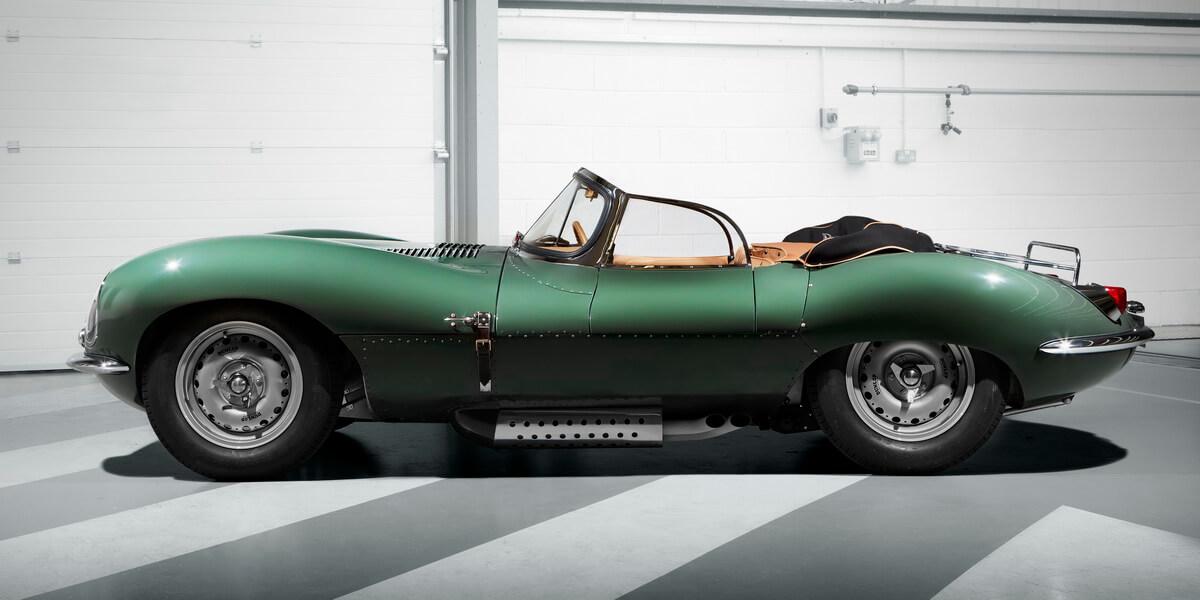 Jaguar XKSS Continuation