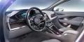 Jaguar i-Pace Concept intérieur tableau de bord