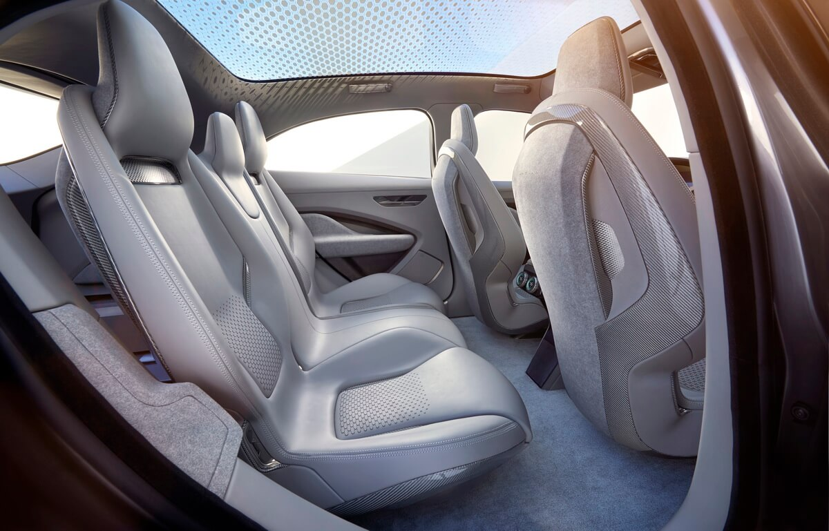 Jaguar I-Pace Concept intérieur