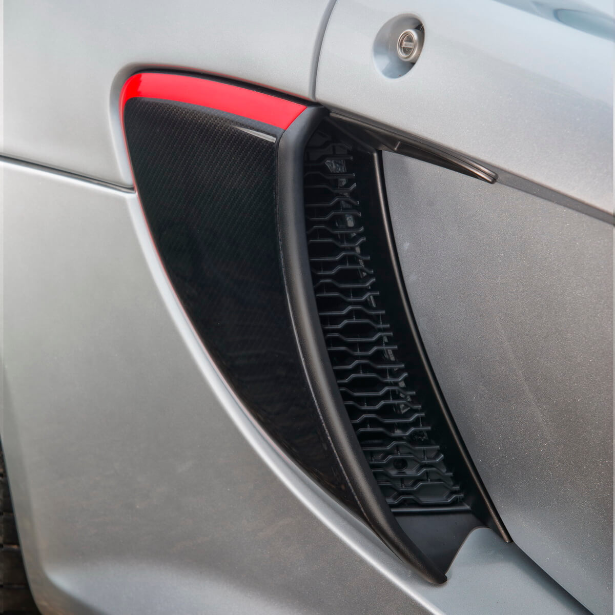 Lotus Exige Sport 380 prise air latérale