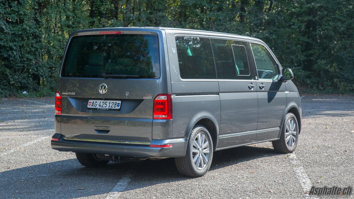 Essai VW Multivan T6 4Motion 2.0 TDI