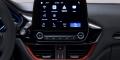 Ford Fiesta 2017 ST Line Sync3 multimédia