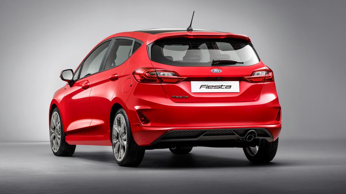 Essai Ford Fiesta mk7 2017 ST Line