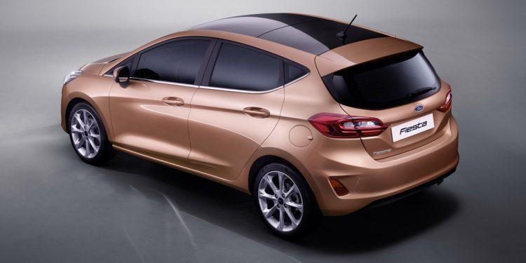 Ford Fiesta mk7 2017 Titanium