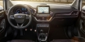 Ford Fiesta 2017 Vignale intérieur tableau de bord