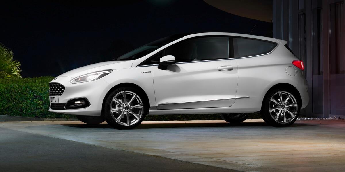 Ford Fiesta 2017 Vignale