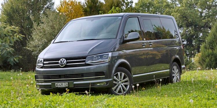 Essai VW Multivan T6