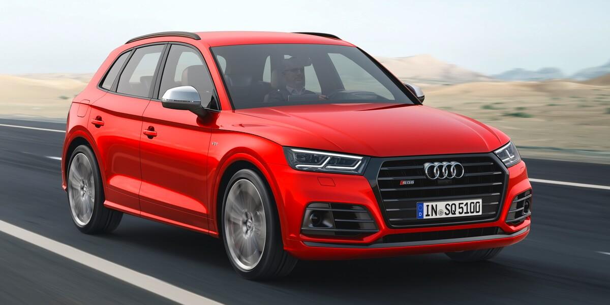 Audi SQ5 3.0 TFSI 2017