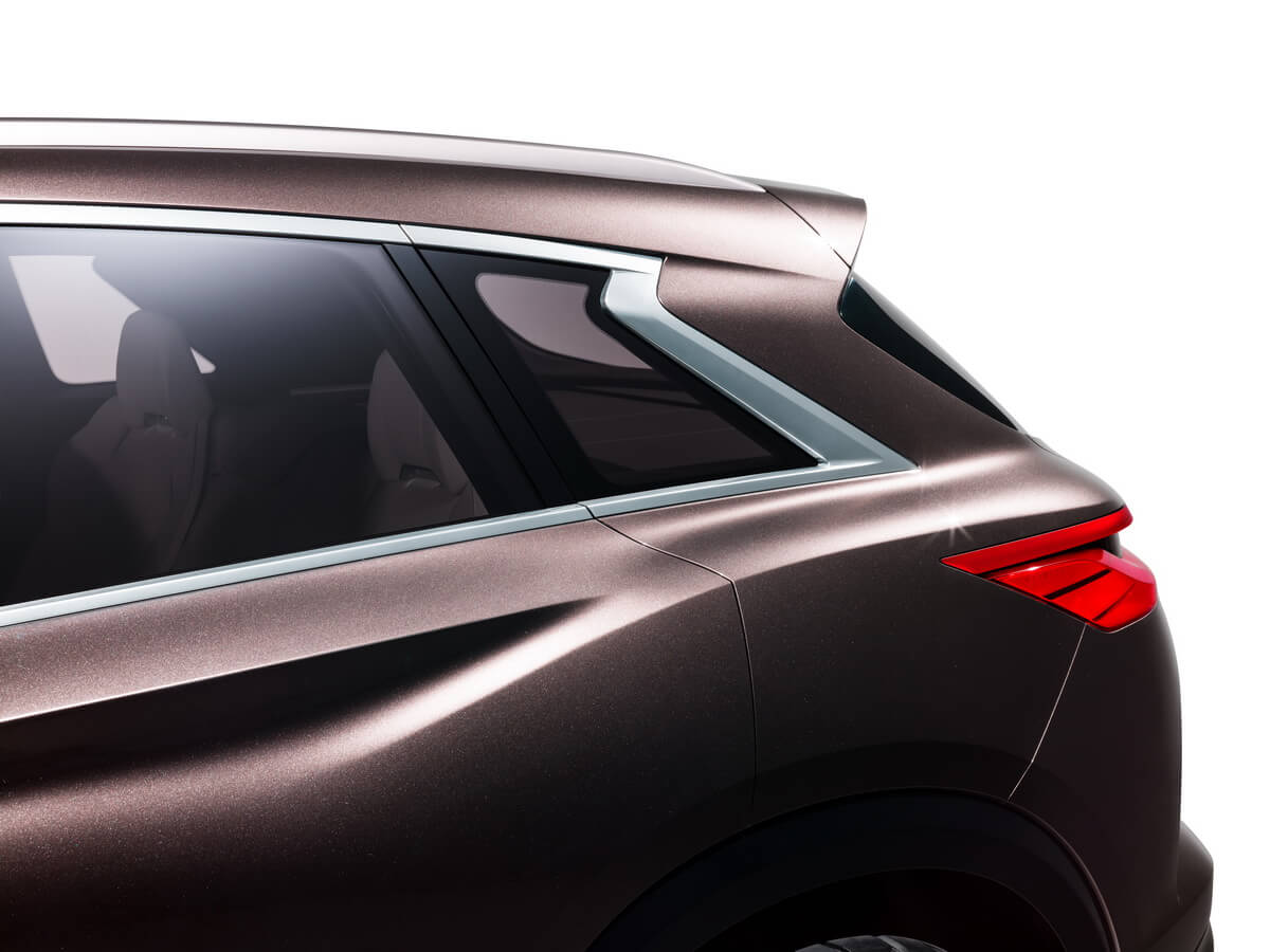 Infiniti QX50 Concept