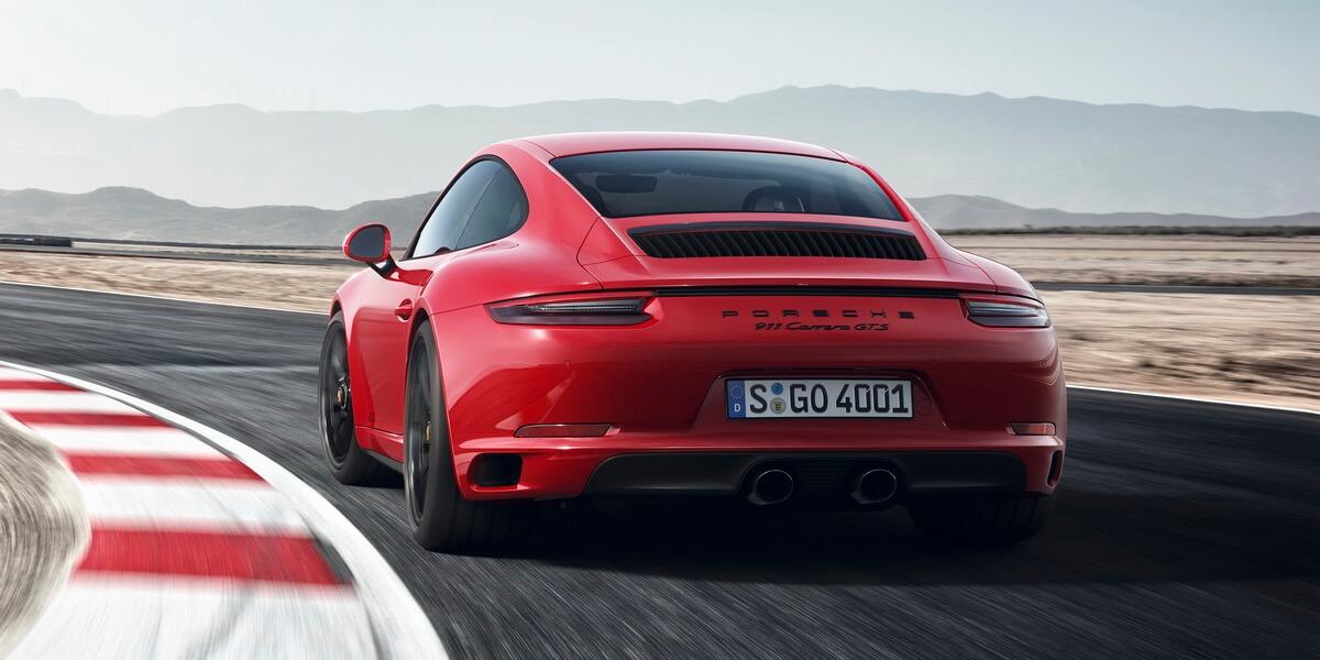 Porsche 991.2 Carrera GTS