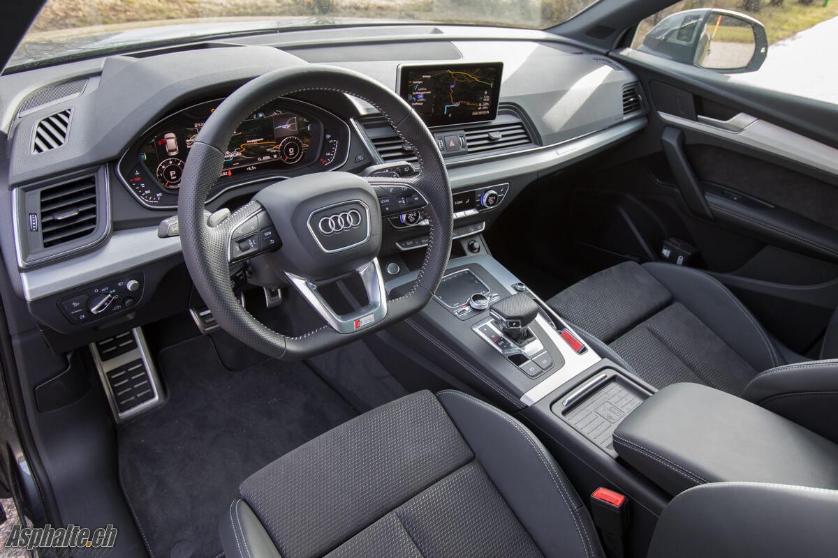 2016 Audi Q5 >> Essai Audi Q5 2.0 TDI Quattro - Asphalte.ch
