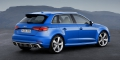 Audi RS3 Sportback 8V Facelift 2017 Ara Blau