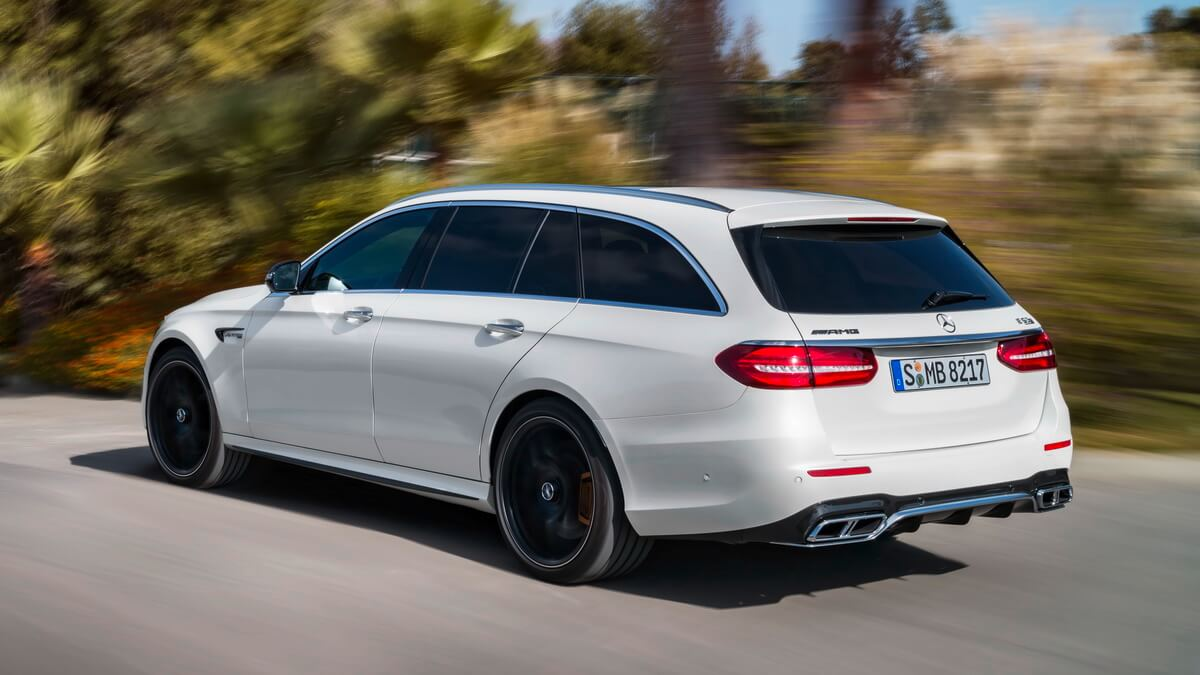 Mercedes AMG E63 4Matic+
