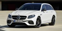 Mercedes AMG E 63 4MATIC+ T-Modell und E 63 S 4MATIC+ Break
